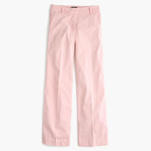 J. Crew Tailored Chino Pant in Pink